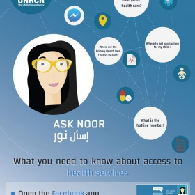 Ask Noor - The Health Chatbot