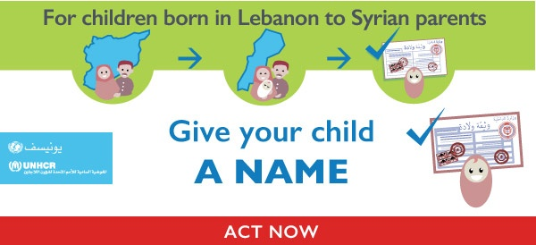 Give your child A NAME - Birth Registration