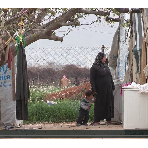 Syrians share their experiences of camps in the Bekaa - Documentary